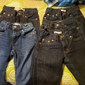 Boys Levis Jeans